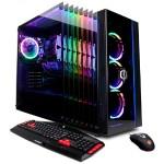 Gamer Master GMA620 with AMD Ryzen 3 2300X 3.50GHz CPU, 8GB DDR4 RAM, AMD Radeon RX 580 8GB, 240GB SSD + 2TB HDD, 802.11ac WiFi, USB Gaming Keyboard, 7 Color RGB Gaming Mouse & Windows 10 Home 64-bit