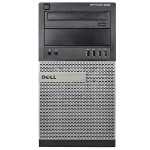 Optiplex 9020 Intel Core i7-4770 Quad-Core 3.4GHz Mini-Tower PC - 16GB DDR3, 480GB SSD, DVD-ROM, Gigabit Ethernet, 290W, Microsoft Windows 10 Pro 64-bit - Grade A Refurbished