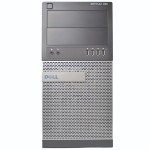 Optiplex 990-MT Intel Core i5-2400 3.1GHz Desktop PC - 16GB DDR3, 512GB SSD, DVD+/-RW, Integrated Graphics, 10/100/1000 Ethernet, 10x USB 2.0, VGA, DisplayPort, Windows 10 Professional 64-bit, Refurbished