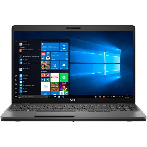 PCM | Dell, Latitude 5500 - Core i5 8365U / 1 6 GHz - Win 10 Pro 64-bit -  16 GB RAM - 256 GB SSD NVMe, Class 35 - 15 6