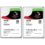 "Ironwolf (NAS) 10TB SATA 6GB/s 3.5"" Internal Hard Drive - 2 Pack"