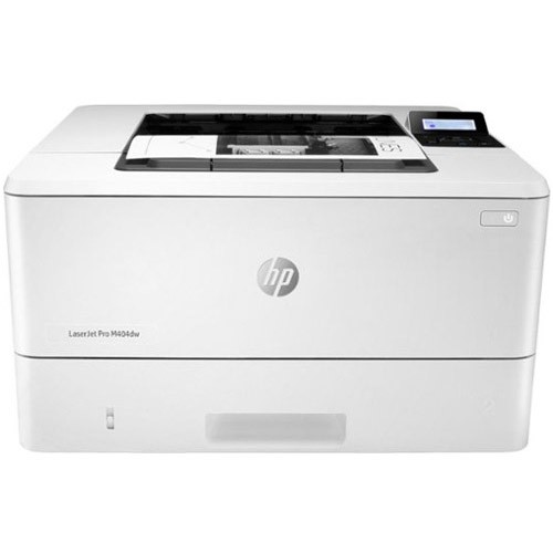 HP Inc  LaserJet Pro M404dn Printer - As fast as 6 1sec, 1200x1200 dpi,  80,000 pages Monthly, 40ppm, Automatic Duplex, 256MB DRAM, USB 2 0, GigE,