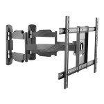 "Swivel/Tilt Corner Wall Mount for 37"" to 70"" TVs and Monitors - Flat/Curved"