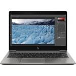 """ZBook 14u G6 Mobile Workstation - Core i7 8565U / 1.8 GHz - Win 10 Pro 64-bit - 16 GB RAM - 512 GB SSD NVMe - 14"""" IPS 1920 x 1080 (Full HD) - Radeon Pro WX 3200 / UHD Graphics 620 - Bluetooth, Wi-Fi - kbd: US"""