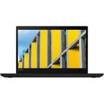 """ThinkPad T490 20N2 - Core i5 8365U / 1.6 GHz - Win 10 Pro 64-bit - 16 GB RAM - 512 GB SSD TCG Opal Encryption 2, NVMe - 14"""" IPS 1920 x 1080 (Full HD) - UHD Graphics 620 - Wi-Fi, Bluetooth - black - kbd: US"""