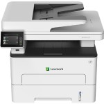 "MB2236ADWE Mono Laser Multifunction - Print, Copy, Scan, Fax, 36ppm Black, 600x600dpi, Duplex (2-sided Printing), Ethernet & Wireless Networking, 1GHz Dual-Core CPU, 512MB, 2.8"" e-Task Touchscreen Display, Up to 30K Pages Monthly Duty Cycle"