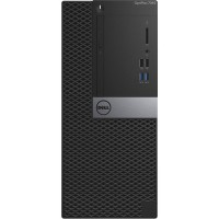Dell Optiplex 7040 Intel Core i7-6700 Quad-Core 3 4GHz Mini Tower PC - 16GB  DDR4, 1TB SSD, DVD-ROM, HDMI, Gigabit Ethernet, 240W, Microsoft Windows 10