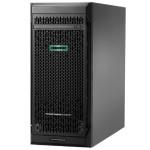 ProLiant ML110 Gen10 Server - 4.5U Tower, 1x Intel Xeon Silver 4208 8-Core 2.10GHz, 11MB L3, 16GB DDR4, 4 LFF Drives, 5 PCIe 3.0, Ethernet 1Gb 2-port 332i Adapter, Smart Array S100i, 550W ATX Power Supply
