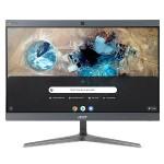 "Chromebase CA24I2 - All-in-one - 1 x Celeron 3867U / 1.8 GHz - RAM 4 GB - SSD 128 GB - HD Graphics 610 - GigE - WLAN: 802.11a/b/g/n/ac, Bluetooth 4.2 - Chrome OS - monitor: LED 23.8"" 1920 x 1080 (Full HD)"
