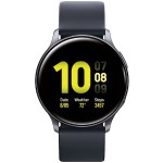 Galaxy Watch Active2 - Aluminum, 40mm, Bluetooth, Aqua Black