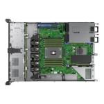"ProLiant DL325 Gen10 Base - Server - rack-mountable - 1U - 1-way - 1 x EPYC 7262 / 3.2 GHz - RAM 16 GB - SAS - hot-swap 2.5"" - no HDD - GigE - monitor: none"