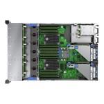 "ProLiant DL385 Gen10 Entry - Server - rack-mountable - 2U - 2-way - 1 x EPYC 7262 / 3.2 GHz - RAM 16 GB - SAS - hot-swap 2.5"" - no HDD - GigE - no OS - monitor: none"