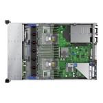 "ProLiant DL380 Gen10 - Server - rack-mountable - 2U - 2-way - 1 x Xeon Gold 5218 / 2.3 GHz - RAM 32 GB - SATA - hot-swap 2.5"" - no HDD - GigE - monitor: none"