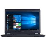 "Latitude E5470 Intel Core i5-6300U Dual-Core 2.40GHz Notebook PC - 16GB RAM, 512GB SSD, 14"" HD Display, No ODD, Wi-Fi, Windows 10 Pro 64-bit - Grade A Refurbished"