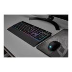 Gaming K57 RGB - Keyboard - backlit - USB, Bluetooth, 2.4 GHz - US