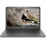"""Chromebook 14A G5 - A4 9120C / 1.6 GHz - Chrome OS - 4 GB RAM - 32 GB eMMC - 14"""" TN 1366 x 768 (HD) - Radeon R4 - Wi-Fi, Bluetooth - chalkboard gray - kbd: US"""