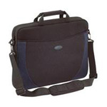 "17"" Laptop Sleeve - Black/Blue"
