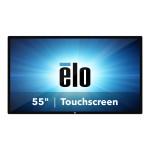 "5553L - LED monitor - 55"" - open frame - touchscreen - 3840 x 2160 4K - 500 cd/m² - 1100:1 - 8 ms - HDMI, DisplayPort - gray"