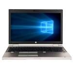 "EliteBook 8570w Intel Core i7-3610QM Quad-Core 2.3GHz Mobile Workstation - 8GB DDR3 RAM, 128GB SSD, DVD, 15.6"" 1600 x 900 Anti-glare, LED backlight Display, Intel HD Graphics 4000, GigE, WiFi, Bluetooth, Windows 10 Pro 64-Bit, Refurbished"