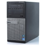 Optiplex 3010 Intel Core i5-3470 Quad-Core 3.2GHz Tower PC - 8GB RAM, 256GB SSD, Microsoft Windows 10 Pro 64-bit - Refurbished