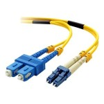 Network cable - LC/PC single-mode (M) to SC/PC single-mode (M) - 3.3 ft - fiber optic - B2B