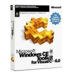Microsoft Windows CE Toolkit for Visual C++ ( v. 6.0 ) - box pack 695-00067