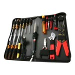 StarTech.com 19 Piece Computer Took Kit in a Carrying Case - Tool kit CTK500