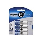 e2 Photo L91 - Camera battery 4 x AA type Li 2900 mAh - for Canon PowerShot A510, A520, S2 IS
