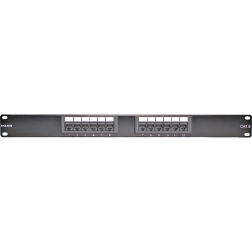 Belkin patch panel