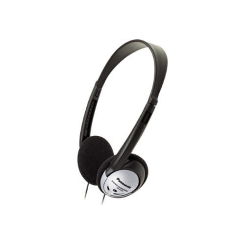 Panasonic Audio Lightweight Headphones with XBS