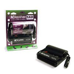 AC Anywhere 140-Watt Power Inverter for Portable Devices