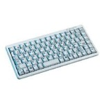 Cherry G84 4101 - Keyboard - PS/2 - English - gray G84-4101PPAUS