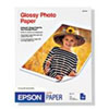 Epson 4 x 6 inch Photo Paper Glossy, with micro perforated borders - 50 Sheets