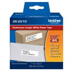 DK2210 - Paper - Roll (1.14 in x 100 ft) tape - for  QL-1050, 500, 550, 570, 650, 700, 710, 720, 800, 810, 820