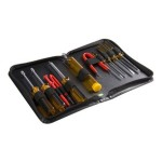11 Piece PC Computer Tool Kit with Carrying Case - Tool kit