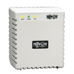 600W 120V Power Conditioner with Automatic Voltage Regulation (AVR), AC Surge Protection, 6 Outlets