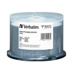 4.7 GB 8x DVD-R MediDisc (50 pack)