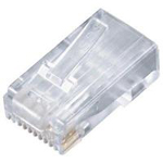 Cat5E Modular RJ45 Connectors 250 pack