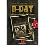 The History Channel Presents D-Day: Total Story - DVD
