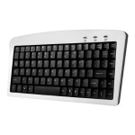 88 Key Mini Keyboard - USB + PS/2