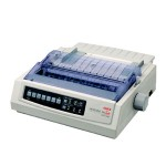 Microline 390 Turbo/n Black & White Dot Matrix Printer
