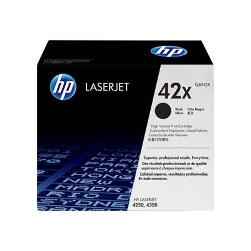 HP LaserJet Q5942X Black Print Cartridge