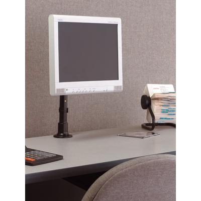 Peerless Vision Point LCD Adjustable Height Desktop Mount for 10