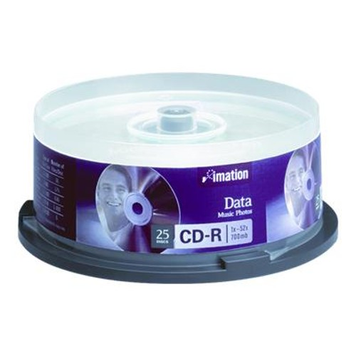 Imation 25 CD-R 52x 700 MB