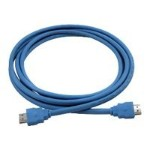Gefen High quality HDMI Copper cable. Pure digital cables at an affordable price. CAB-HDMI-06MM