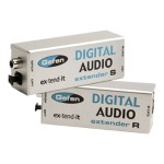 Digital Audio Extender Send and Receive Unit