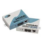ex-tend-it HDMI-1000HD Sender and Receiver Unit - Video extender - up to 1640 ft