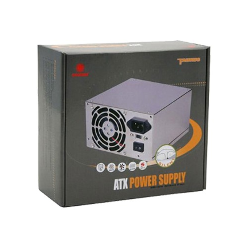 Coolmax Technology Coolmax 80mm Silent Fan ATX 300 Watt Power Supply