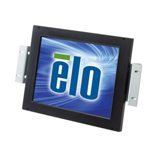 "ELO TouchSystems 1247L 12"" LCD Touchmonitor (IntelliTouch Touch Technology, Dual Serial/USB Touch Interface and ROHS) - Color: Gray"