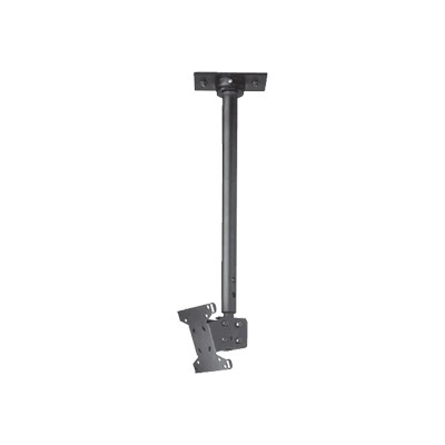 Peerless LCD Ceiling Mount with Adjustable Height from 18